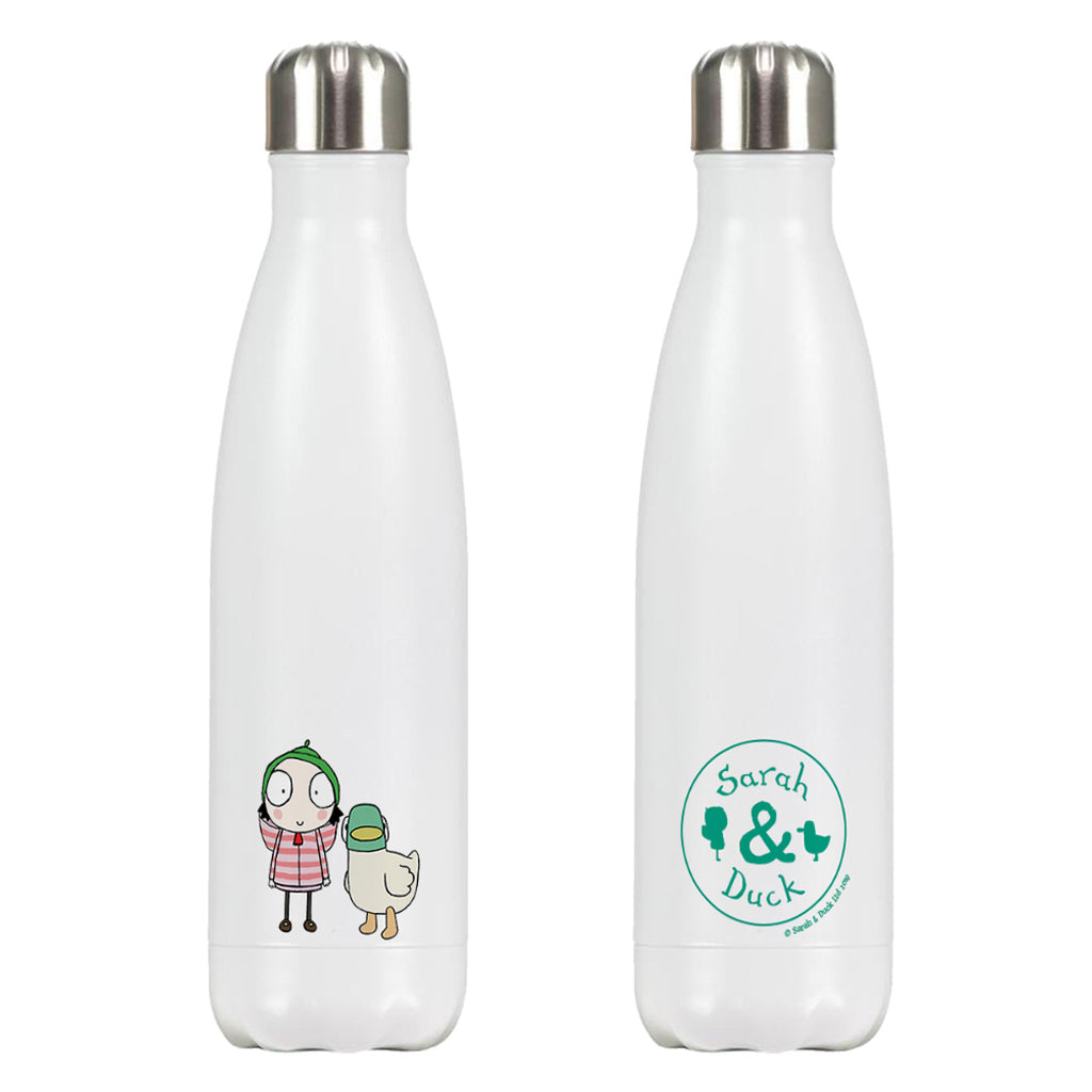 Limited Edition Premium Sarah and Duck Water Bottle
