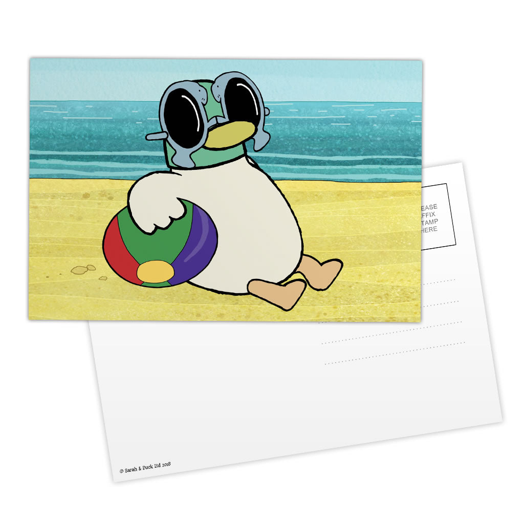 Sarah & Duck Summer Postcard Pack (Lifestyle)