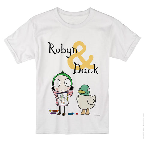 Sarah & Duck Are Celebrating Personalised T-Shirt