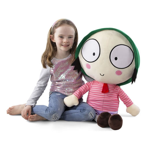 Sarah & Duck Large Sarah Plush (60cm)