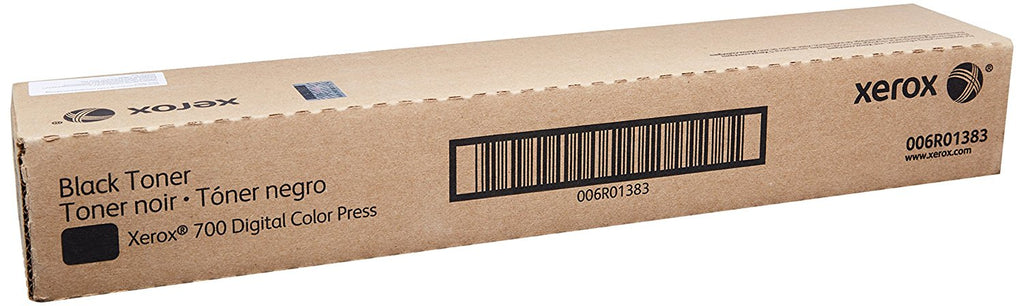 Xerox 006R01383 (6R1383) Standard Yield Black Toner Cartridge