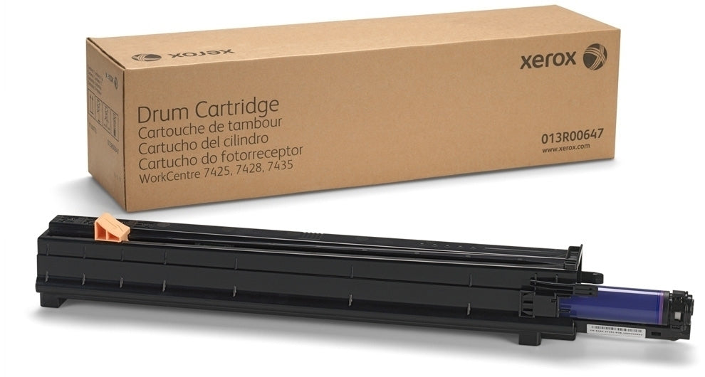 Xerox 013R00647 (13R647) Black / Color Drum Cartridge