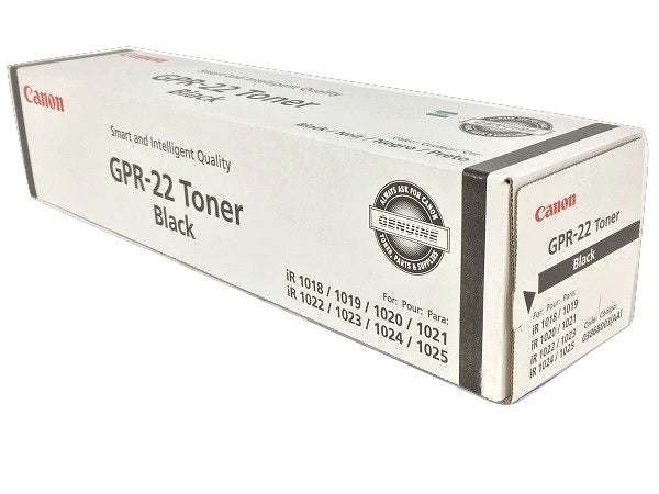 Canon GPR-22 (0386B003AA) Standard Yield (8,400 pages)Toner Cartridge