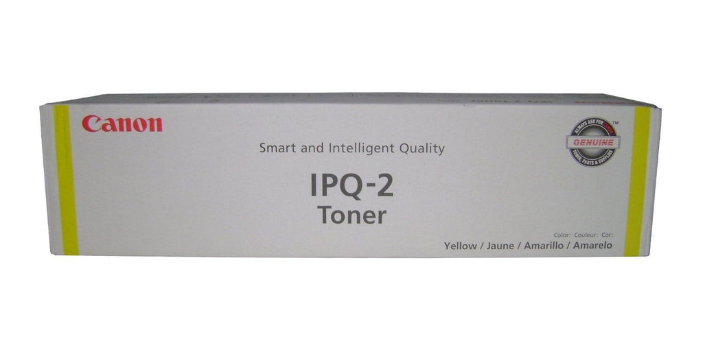 Canon 0439B003AA (IPQ-2) Yellow Toner Cartridge