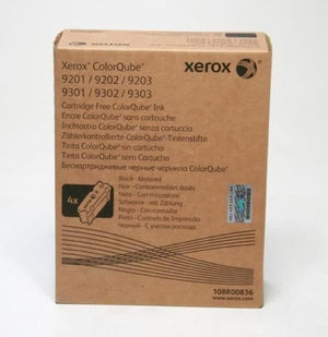 Xerox 108R00836 (108R836) High Yield Black Solid Ink