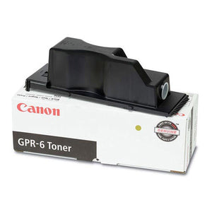 Canon 6647A003AA (GPR-6) Black Toner Cartridge