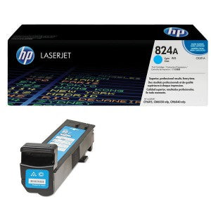 HP CB381A (824A) Cyan Toner Cartridge