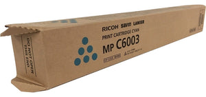 Ricoh 841852 Standard Yield Cyan Toner Cartridge