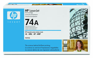 HP Laserjet 74A (92274A) BlacK Toner Cartridge for HP LaserJet 4L, 4mL, 4mp, 4p
