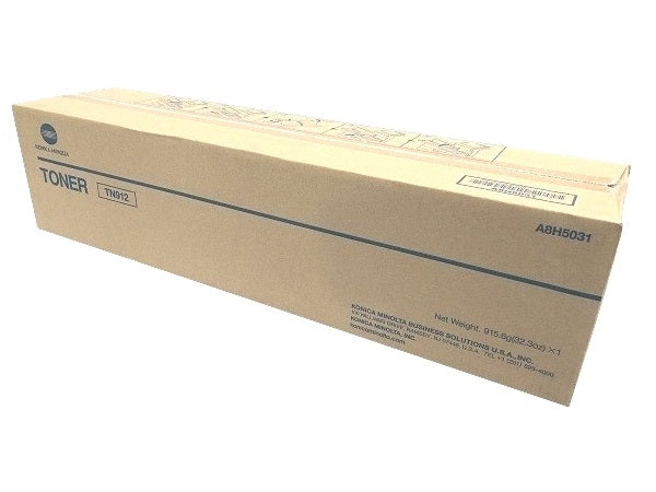Konica A8H5031 Black Toner Cartridge (TN-912, TN912)