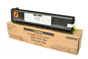 Toshiba T-4590U Standard Yield Black Toner Cartridge