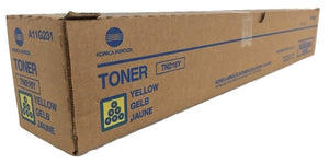 Konica Minolta TN216Y Yellow Toner Cartridge