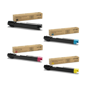 Xerox Toner Set 006R01517, 006R01518, 006R01519, 006R01520 for Workcentre 7545, 7535, 7845, 7556