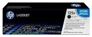 HP CB540A (125A) Standard Yield Black Toner Cartridge
