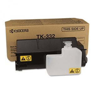 Kyocera TK-332 High Yield Black Toner Cartridge