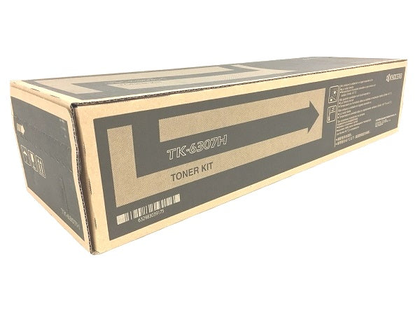 Kyocera TK-6307H (1T02LH0US2) High Yield Black Toner Cartridge