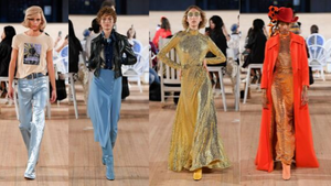 Highlights of New York Fashion Week RTW Spring 2020