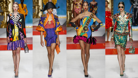 MOSCHINO MILANO FASHION WEEK RTW SPRING 2020