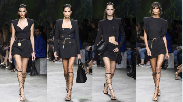 Versace Milano Fashion Week RTW Spring 2020