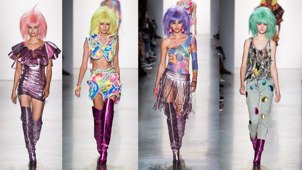 Jeremy Scott New York Fashion Week Spring 2020