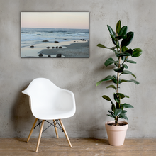 Load image into Gallery viewer, Ocean scene original art Print on canvas Wall art