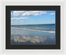 Load image into Gallery viewer, Cloud Reflections - Framed Print