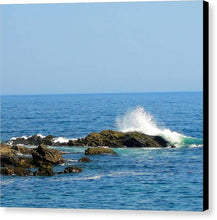 Load image into Gallery viewer, Ocean Spray - Canvas Print