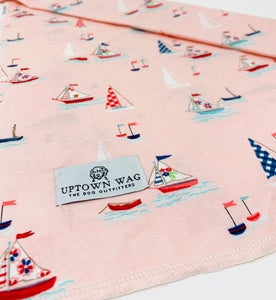 nautical sailboat bandana