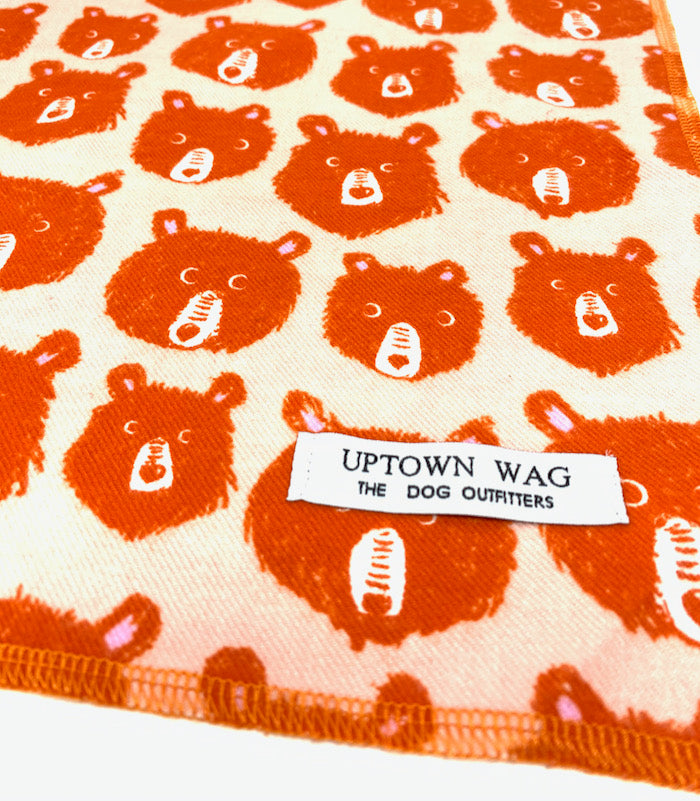Beary Dog Bandana