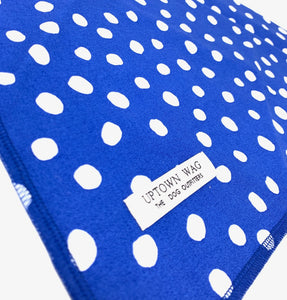 polka dot bandana for dogs