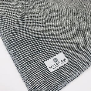 dog bandana houndstooth