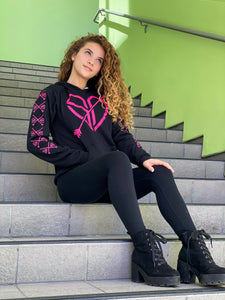 Youth Sofie Dossi Logo Hoodie