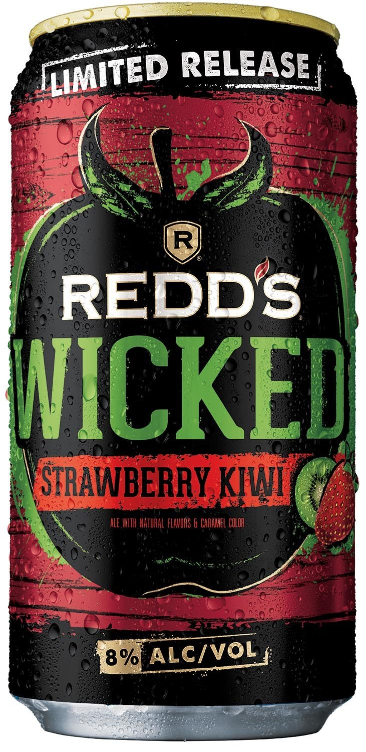Redd's Wicked Strawberry Kiwi Ale