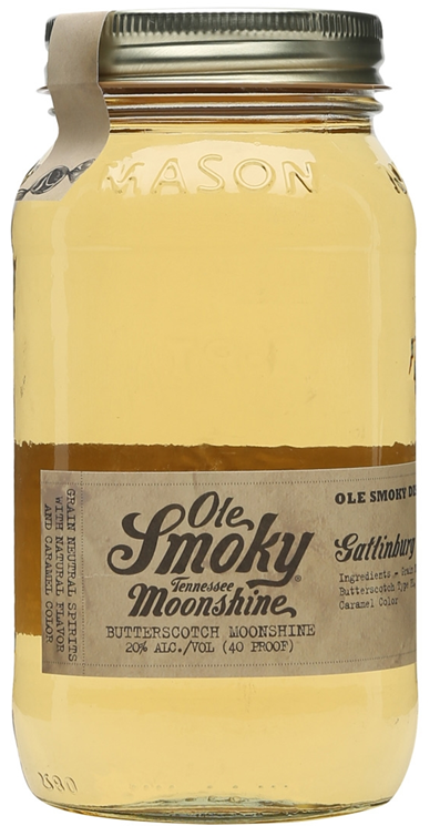 Ole Smoky Butterscotch Moonshine