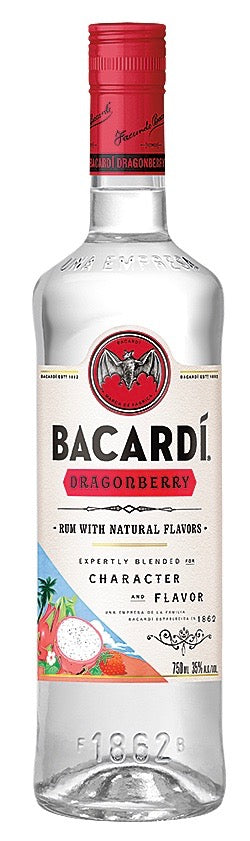 Bacardí Dragon Berry Rum