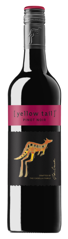 [yellow tail] Pinot Noir