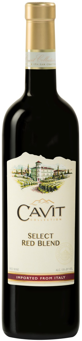 Cavit Collection Select Red Blend
