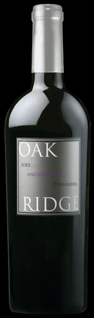 Oak Ridge Ancient Vine Zinfandel