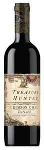 Treasure Hunter Crimson Coil Zinfandel