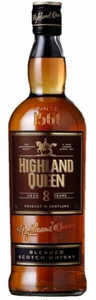 Highland Queen 8 Year Blended Scotch Whisky