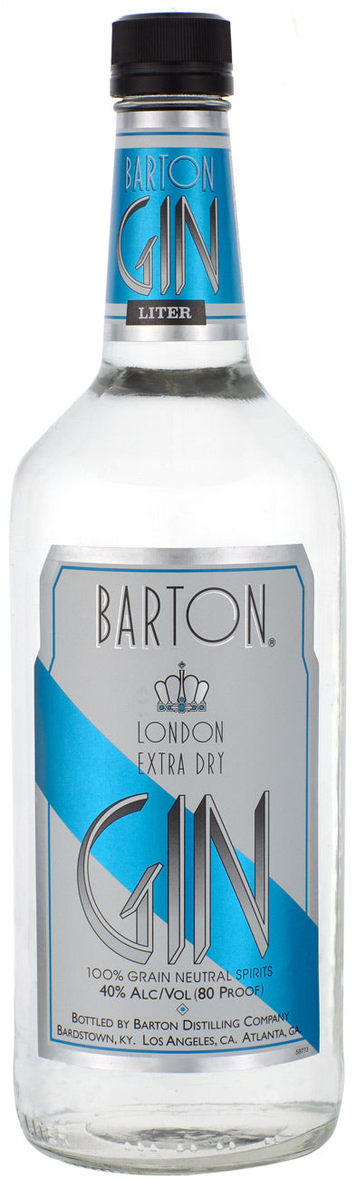 Barton London Extra Dry Gin