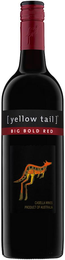 [yellow tail] Big Bold Red