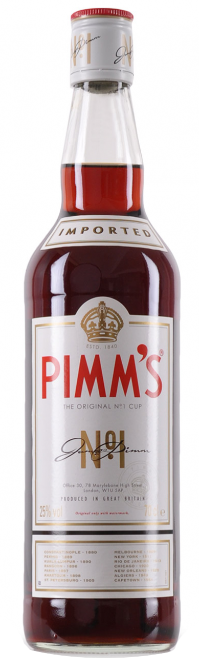 Pimm's The Original No. 1