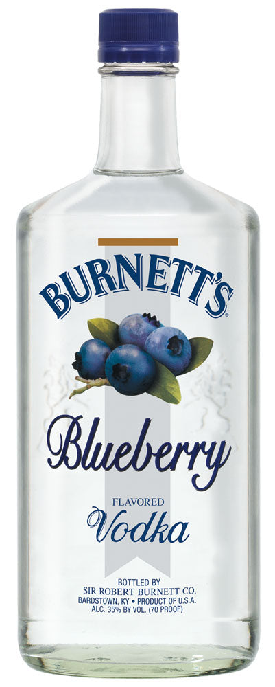 Burnett's Blueberry Vodka