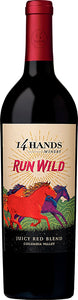 14 Hands Run Wild Juicy Red Blend