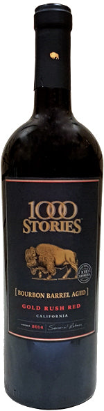 1000 Stories Bourbon Barrel Aged Gold Rush Red