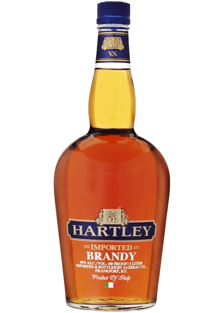Hartley VS Brandy