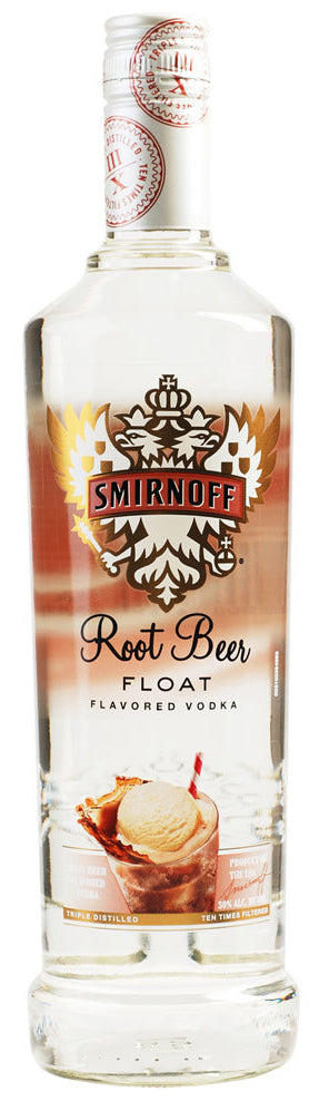 Smirnoff Root Beer Float Vodka