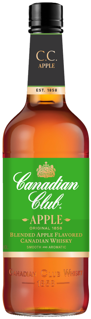 Canadian Club Apple