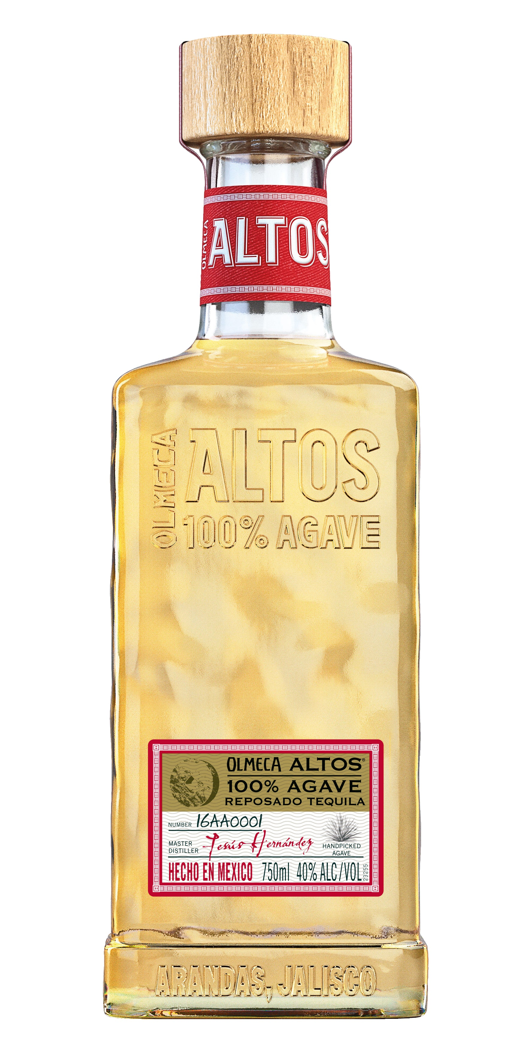 Olmeca Altos Tequila Reposado